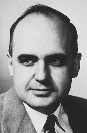 Maurice Hilleman (1919–2005), circa 1958, as C...
