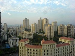 Hiranandani Meadows in Thane