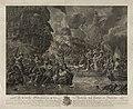 Historiserende voorstelling van de slag bij Chatham of de slag bij de Medway en de verovering van de Royal Charles, 1667. NL-HlmNHA 1477 53011270.JPG