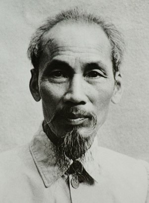 General Secretary of the Communist Party of Vietnam - Image: Ho Chi Minh 1946