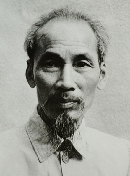 Ho Chi Minh 1946., From WikimediaPhotos