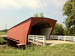 Hogback Bridge taken on 16 July 2011.JPG