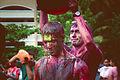 Holi celebrations at Sree Lakshimi Temple Kuala Lumpur Malaysia 2012.jpg