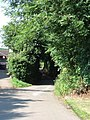 Hollick's Lane - Southern End - geograph.org.uk - 193734.jpg