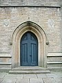 Holly Trinity Church, Blackburn, Doorway - geograph.org.uk - 724149.jpg
