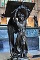 Holy Trinity, Sloane Street, bronze lectern.jpg