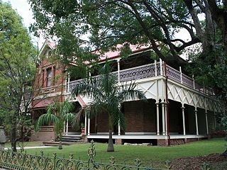 Holy Trinity Rectory, Fortitude Valley
