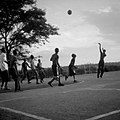 Homabay kmtc branch basketball team training.jpg