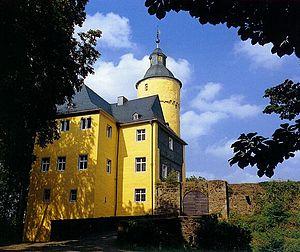Oberbergischer Kreis - Homburg Castle