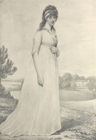 George Villiers (1759–1827) - Hon. Theresa Parker, wife of George Villiers