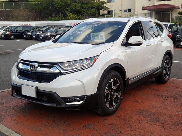 CR-V (Mk5) - Honda
