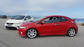 Honda civic wikip dia for Honda civic 9 interieur