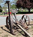 Horse Drawn Sickle, Oak Glen, CA 5-2008 (6917726335).jpg