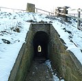 Horse tunnel under canal acquaduct. Wolverton. - panoramio.jpg