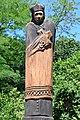 Hosszúhetény-Kisújbánya, Nepomuki Szent János-szobor 2021 07.jpg