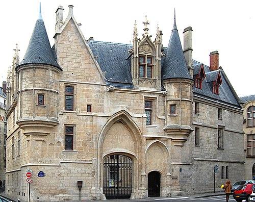 Thumbnail from Hôtel de Sens