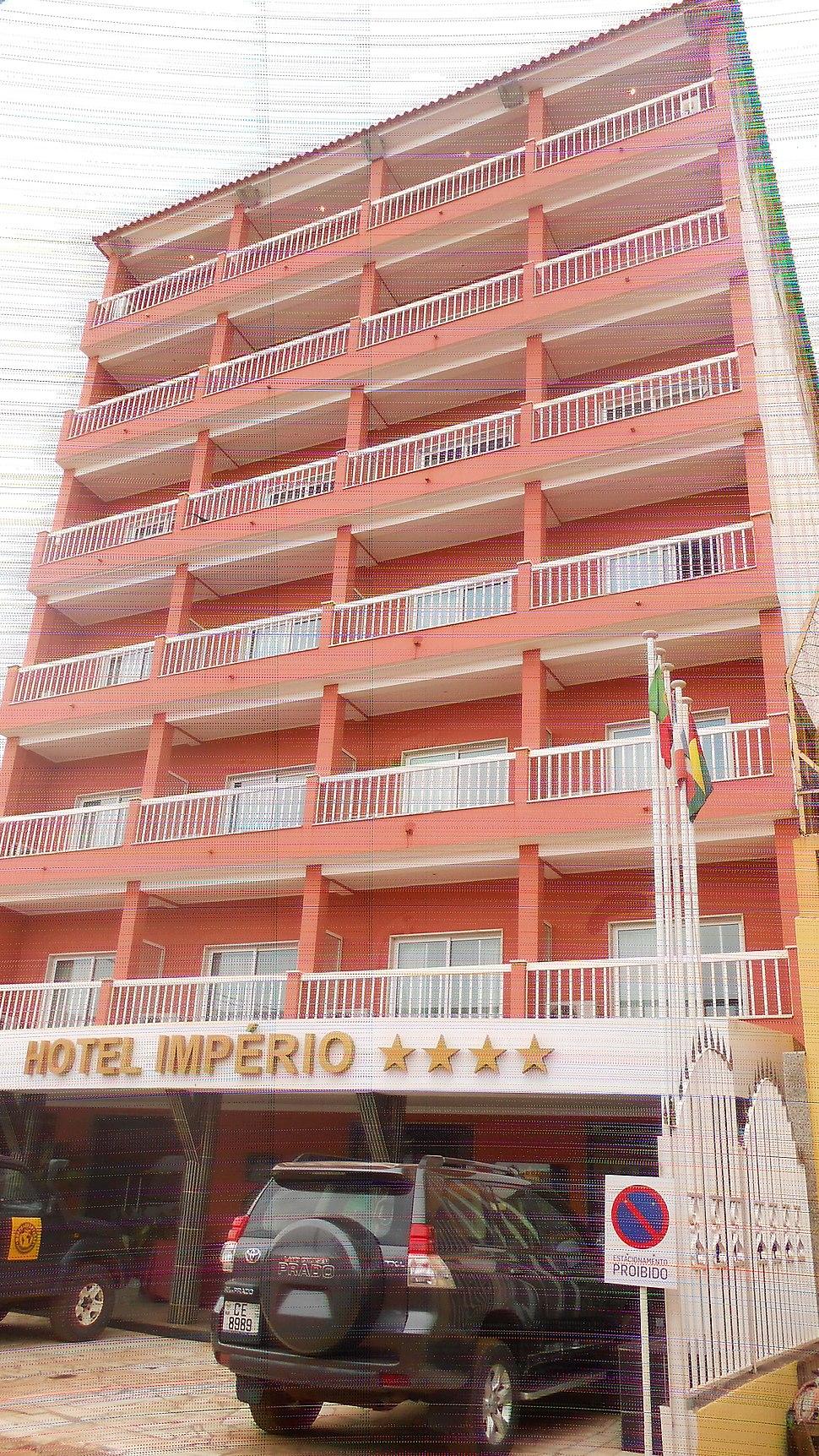 Hotel Império, Bissau