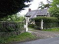 House by the gateway to Rossnaree - geograph.org.uk - 455560.jpg