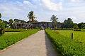 Hoysalesvara Temple with garden.JPG