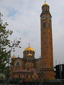 Cattedrale ortodossa di Cristo Salvatore a Banja Luka