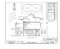 Hubb Estate, 52-15 Flushing Avenue, Maspeth, Queens County, NY HABS NY,41-MASP,2- (sheet 3 of 7).png