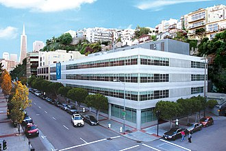 Hult International Business School - Hult's San Francisco campus is located in the North Beach neighborhood, by Telegraph Hill.