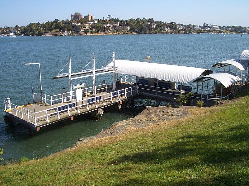 Goat Island Restaurant And Lounge