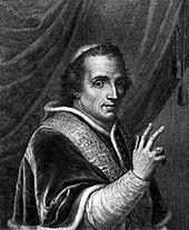 Papst Pius VII. (Quelle: Wikimedia)