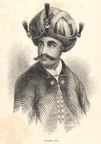 Dharma Raja - Hyder Ali