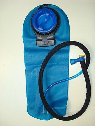 Water bottle - Hydration reservoir