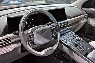 Hyundai Nexo - Cockpit