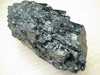 Anthracite - Anthracite (Ibbenbüren, Germany)