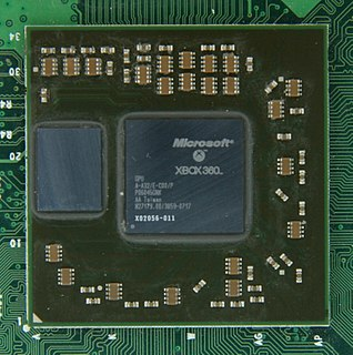 Xenos (graphics chip) ATI graphics chip for Xbox 360