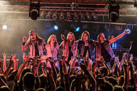 Iced Earth December 2012
