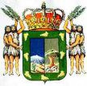 Icod de los Vinos - Image: Icod de los Vinos Escudo