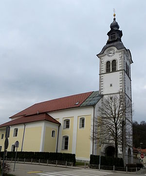 Ig, Ig - Saint Martin's Church