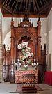 Iglesia de San Bartolomé de Tirajana - Gran Canaria - Altar of James the Greater.jpg