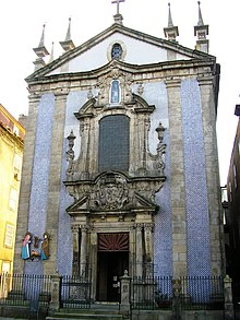 a1a1a8bf7d6b Igreja de São Nicolau (Porto) – Wikipédia, a enciclopédia livre