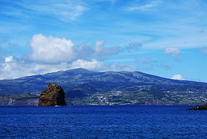 Action of Faial - Faial Island, off which the action was fought.