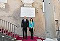 Ilham Aliyev met with the mayor of Rome.jpg