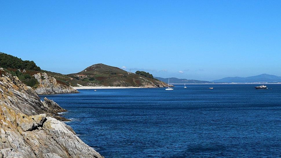 Illa de Ons Punta do Castelo 8