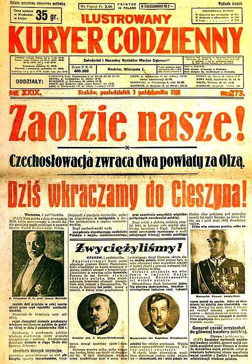 Ilustrowany Kuryer Codzienny 3 X 1938