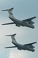Ilyushin IL-76 formation - Zhukovsky 2012 (8708631326).jpg