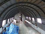 Ilyushin Il-14T HA-MAL cargo bay.jpg