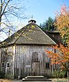 Imbrie Farm octagonal barn - Hillsboro Oregon.jpg