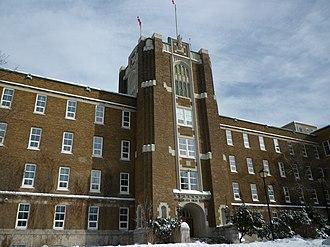 Immaculata High School (Ottawa) - Immaculata High School