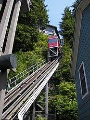 Inclined elevator in Ketchikan, Alaska.jpg