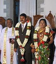 India Christian wedding Madurai Tamil Nadu
