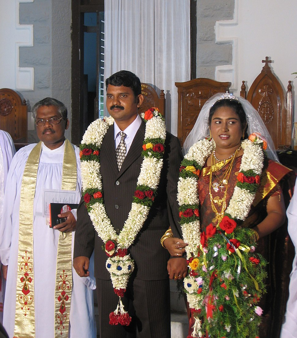 India Christian wedding Madurai Tamil Nadu