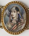 Indian - Bracelet with Portrait Miniatures - Walters 38665 - Detail B.jpg